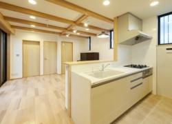 005 1階 キッチン・リビング.tif